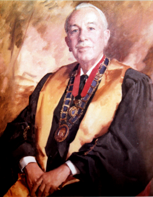 Dr Clarence Rieger