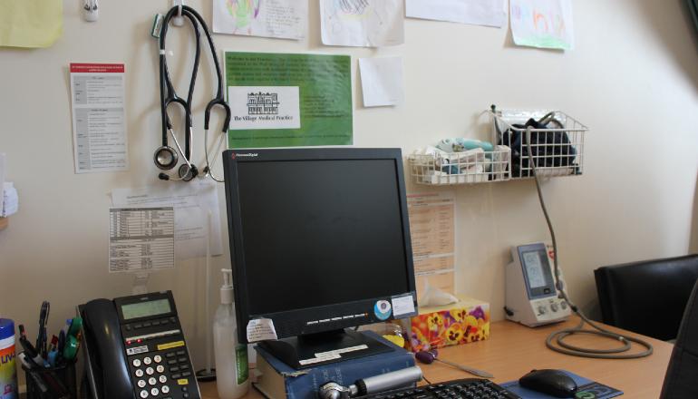 AMA GP doctors office