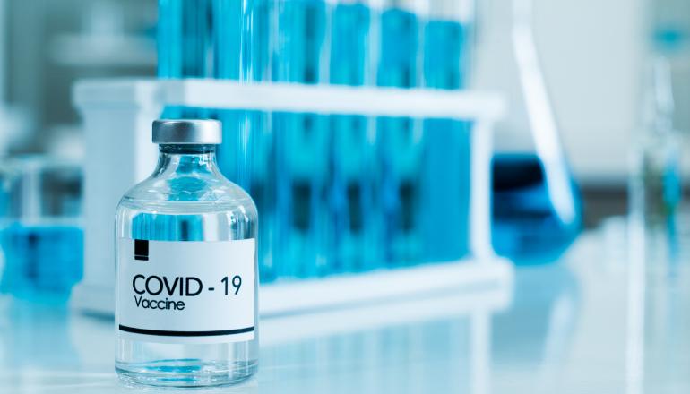 Image of COVID vaccine